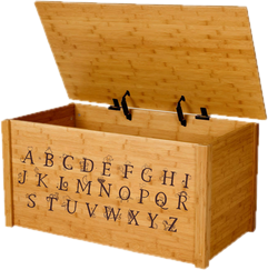 Exceptionnel Monogram Toy Boxes U0026 Organizers