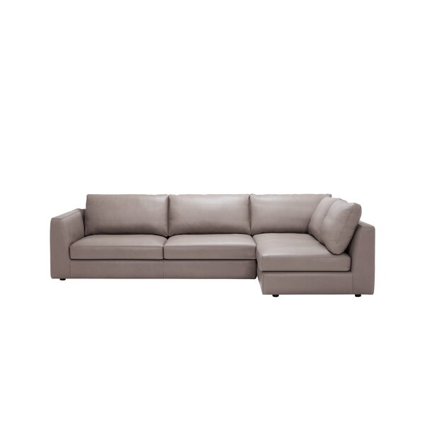 Cello L-Shaped Sectional by EQ3 EQ3