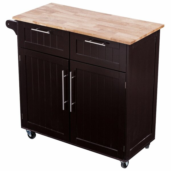 Gavril Kitchen Cart by Winston Porter