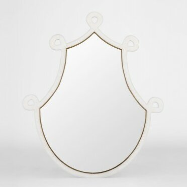 Bartlett Accent Mirror by Gabby