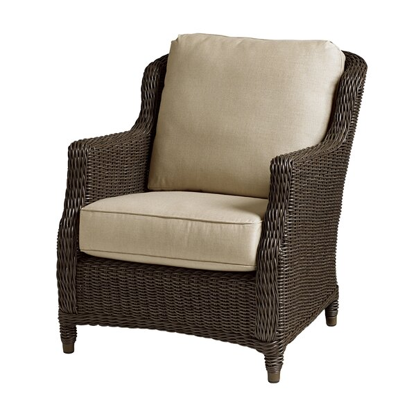 Arm Chair with Cushion by Wildon Home Wildon Home®
