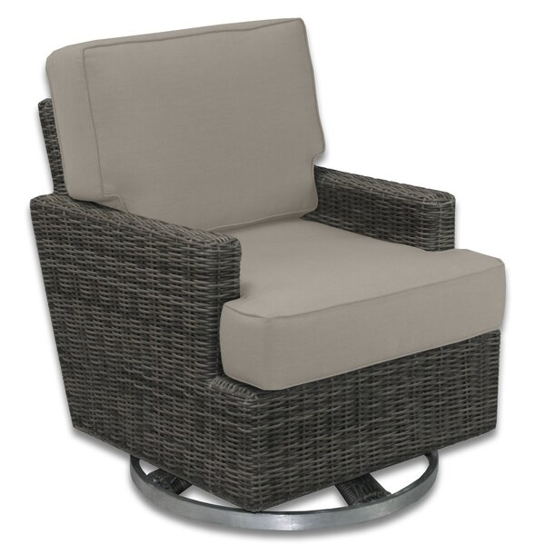 Palisades Patio Chair with Cushion by Patio Heaven