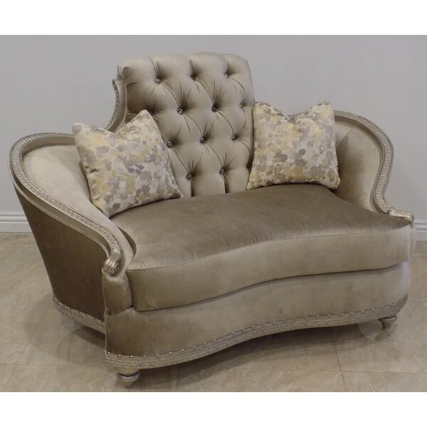 Best Of The Day Serena Loveseat Remarkable Deal on