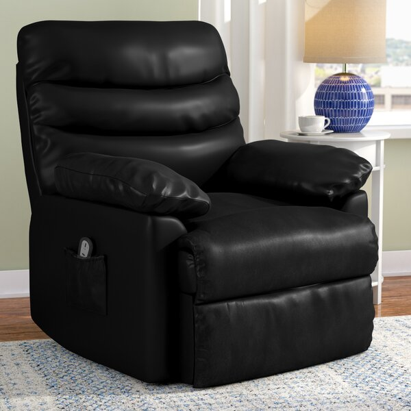 Enedina Power Wall Hugger Lift Assist Recliner [Red Barrel Studio]