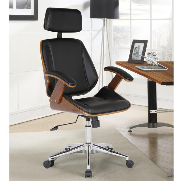 Eivind High-Back Executive Chair by Langley Street