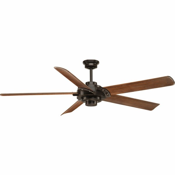 68 Thainara 5 Blade Ceiling Fan with Remote by 17 Stories