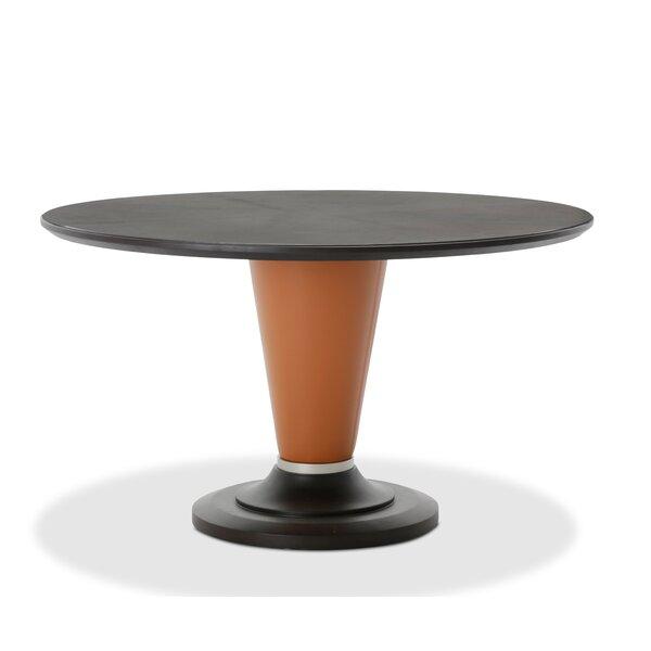 21 Cosmopolitan Dining Table by Michael Amini Michael Amini