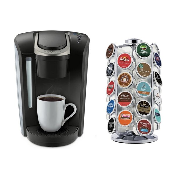 K80 K-Select™ Brewer Coffee Maker with Pod Carou