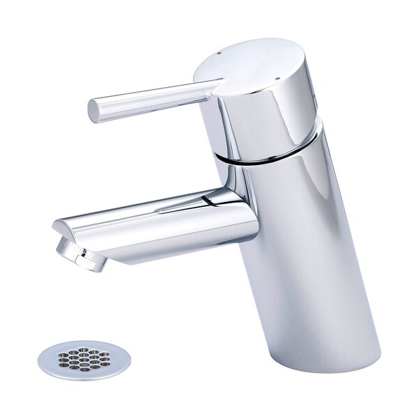 Deck Mounted Standard Bathroom Faucet by Olympia Faucets
