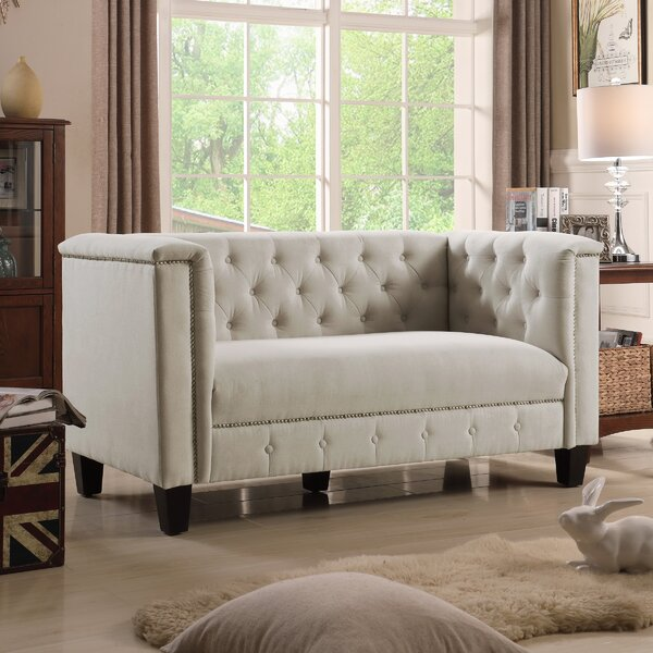 Explore New In Broughtonville Loveseat by Willa Arlo Interiors by Willa Arlo Interiors