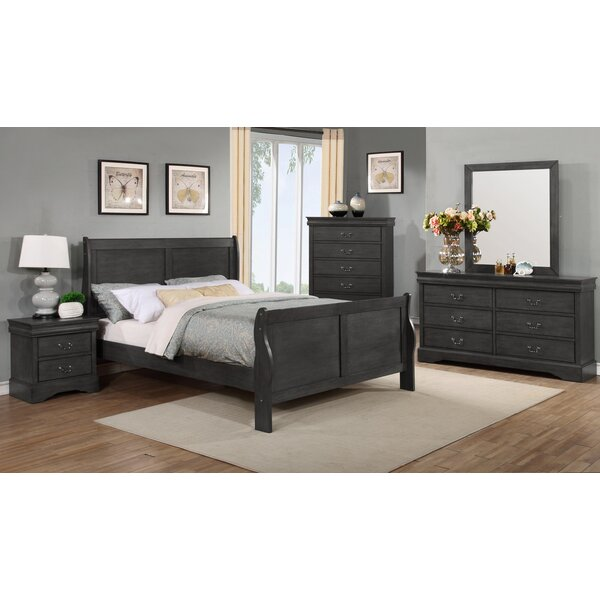 Looking for Blountsville Sleigh Configurable Bedroom Set By Charlton Home Today Sale Only