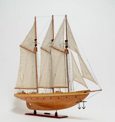Atlantic Model Boat by Old Modern Handicrafts