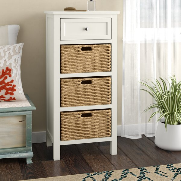 Hampton 4 Drawer Accent Cabinet by Beachcrest Home