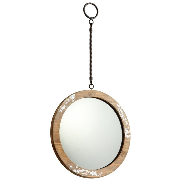 Through the Looking Accent Mirror by Cyan Design