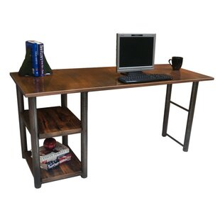 Writing Desk in Copper