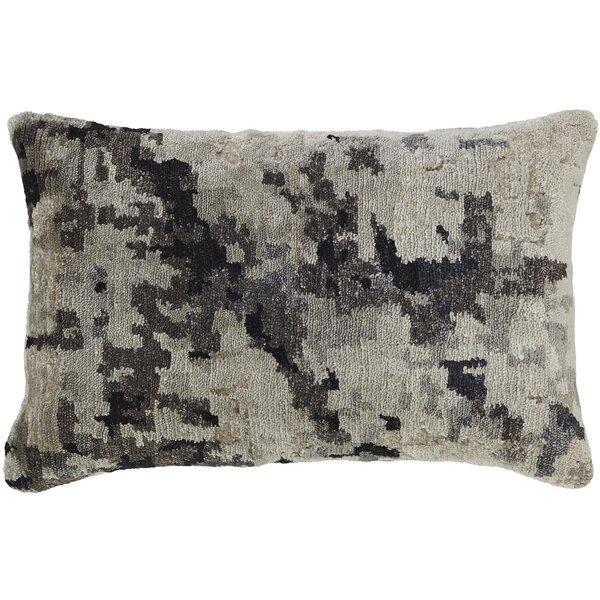 Hyacinthe Lumbar Pillow by 17 Stories