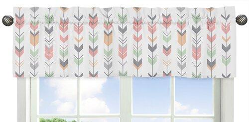 Mod Arrow Curtain Valance by Sweet Jojo Designs