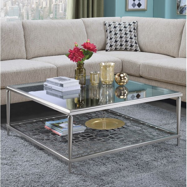 Padwal Coffee Table by Orren Ellis