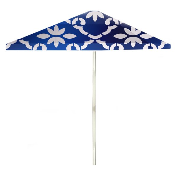 Mandeville 6' Square Market Umbrella by Charlton Home Charlton Home