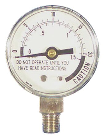Pressure Canner Steam Gauge by Presto