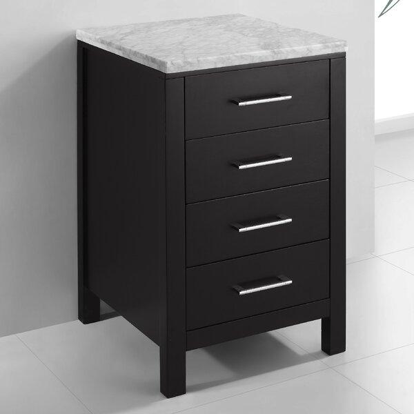 Aperto Leslie 20 W x 33.5 H Cabinet by Virtu USA