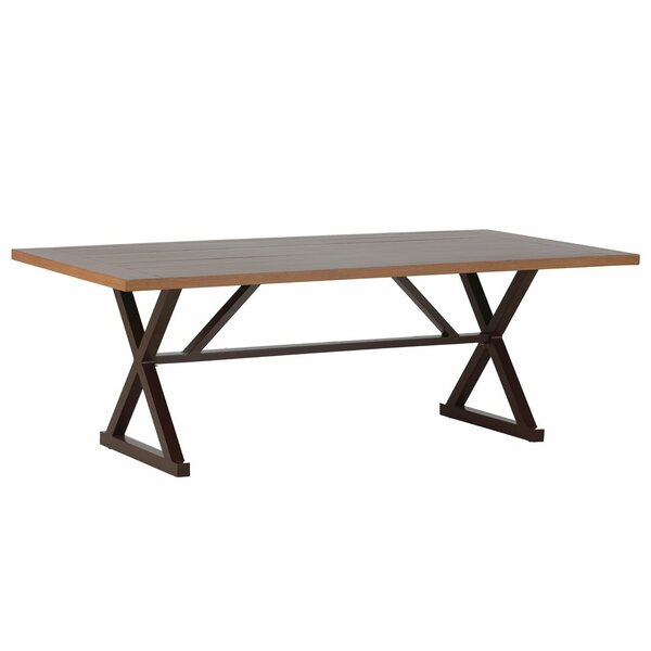 Cahaba Metal Dining Table by Summer Classics