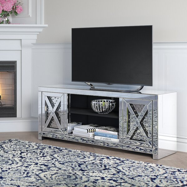 Aaru TV Stand For TVs Up To 65