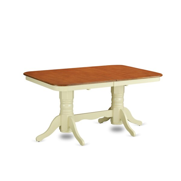 Pillsbury Extendable Dining  Table by August Grove