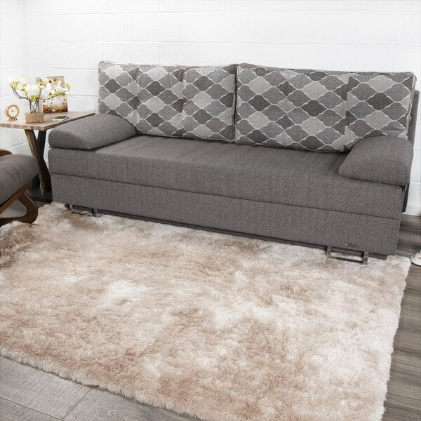 Jolien Fabric Upholstery Sofa Bed by Latitude Run