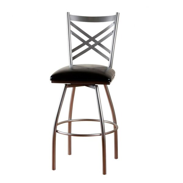 Alexander 30 Swivel Bar Stool by American Heritage