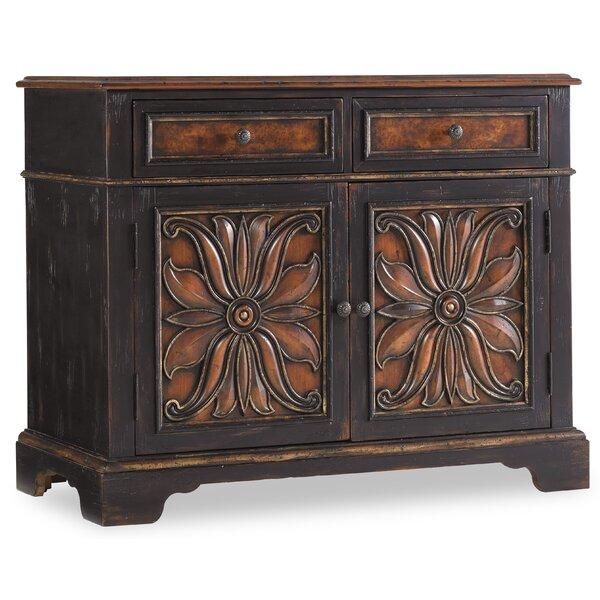 Baptista 2 Drawer 2 Door Accent Cabinet by Fleur De Lis Living Fleur De Lis Living