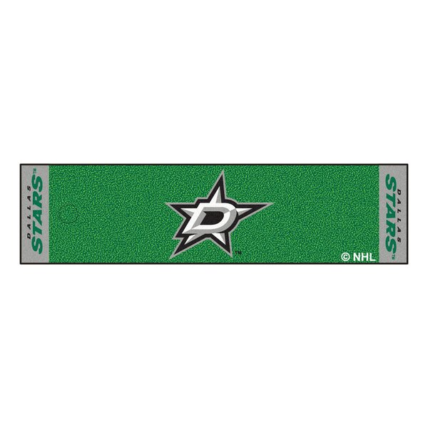 NHL - Dallas Stars Putting Green Doormat by FANMATS