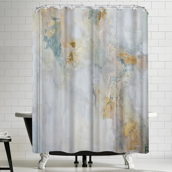 Christine Olmstead Focus Shower Curtain by East Urban Home