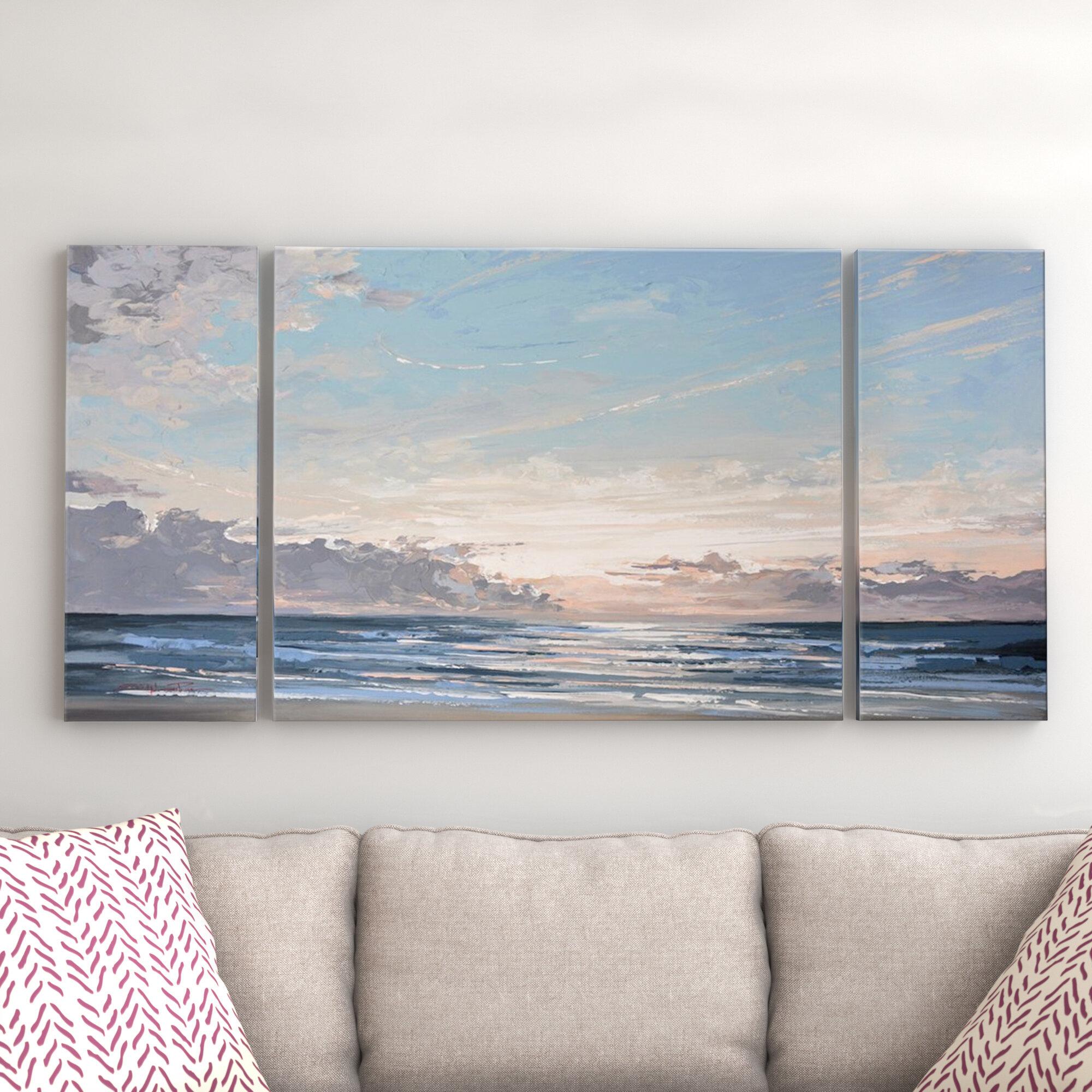 PURPLE LAVENDER BEACH SEA GLASS PRINT HOME WALL DECOR OUTLET COVER