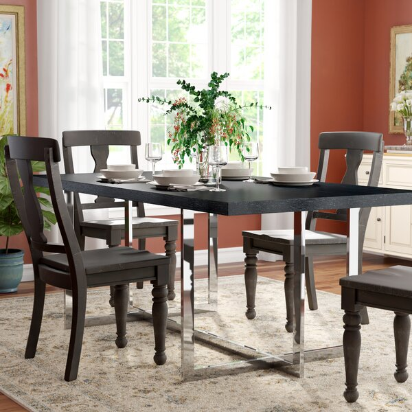 Grenier Dining Table by Orren Ellis