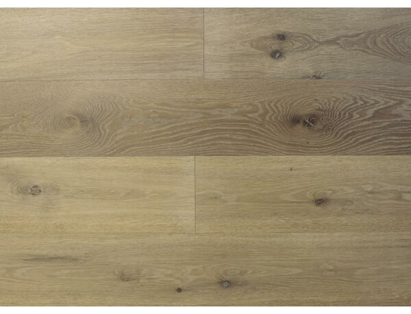 Florence 7.5 Engineered Oak Hardwood Flooring in Light Brown by Branton Flooring Collection
