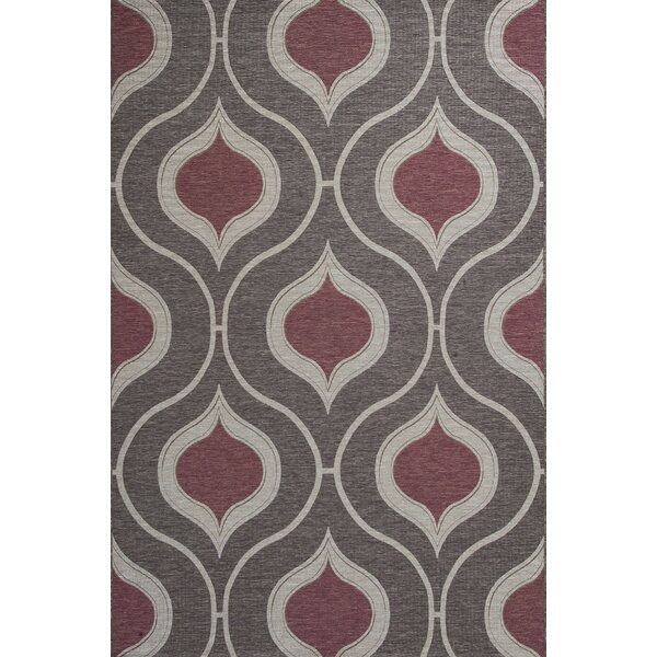 Patel Mocha Area Rug by Wrought Studio