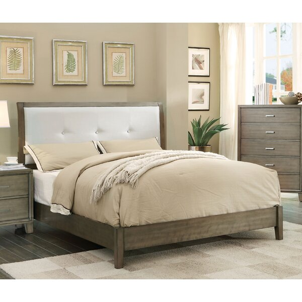 Brigham Upholstered Platform Bed by Trule Teen