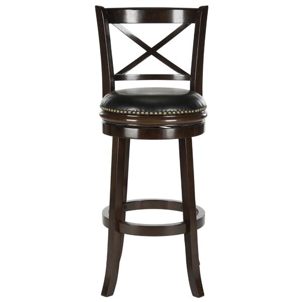 Butler 29 Swivel Bar Stool by Safavieh
