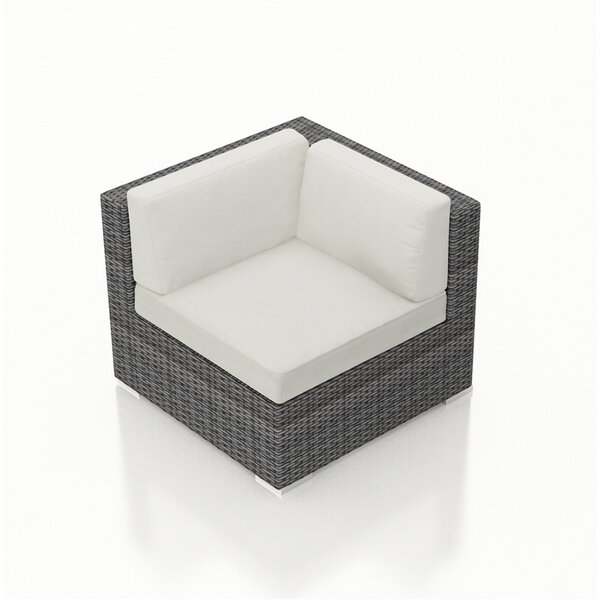 District Patio Chair with Cushion by Harmonia Living
