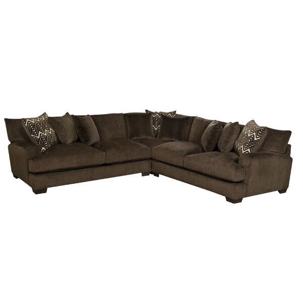Stoddard Reversible Sectional by Red Barrel Studio