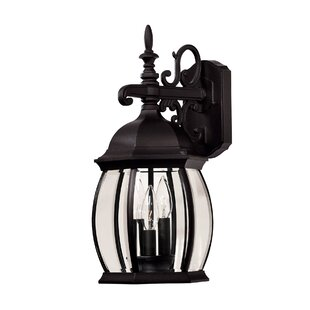 Find Betterton 3-Light Outdoor Wall Lantern By Fleur De Lis Living