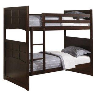 Online Reviews Berna Twin over Twin Bunk Bed with Underbed Storage ByHarriet Bee
