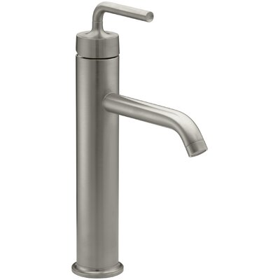Sink Faucet Drain Brushed Nickel photo