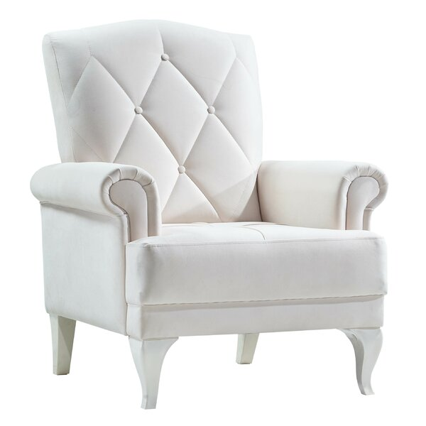 Paterson Bergere Armchair by House of Hampton