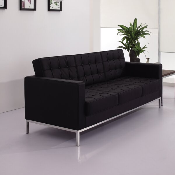 Cool Trendy Pyron Sofa by Latitude Run by Latitude Run