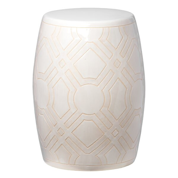 Gisele Garden Stool by Bungalow Rose
