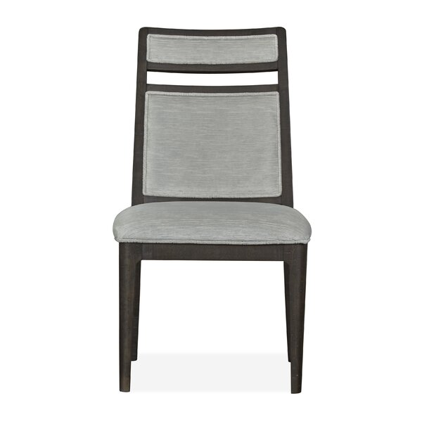 Ehlert Upholstered Dining Chair (Set of 2) by Brayden Studio