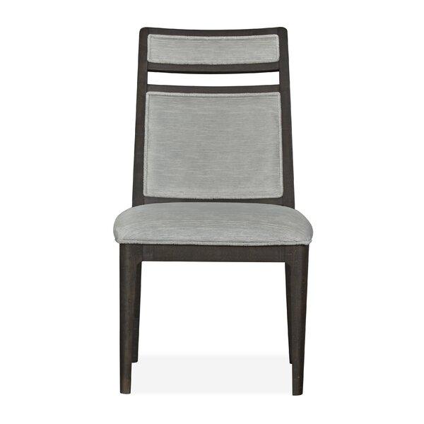 Ehlert Upholstered Dining Chair (Set of 2) by Brayden Studio