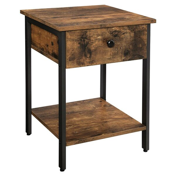 Shuman Frame 1 Drawer Nightstand by Union Rustic Union Rustic